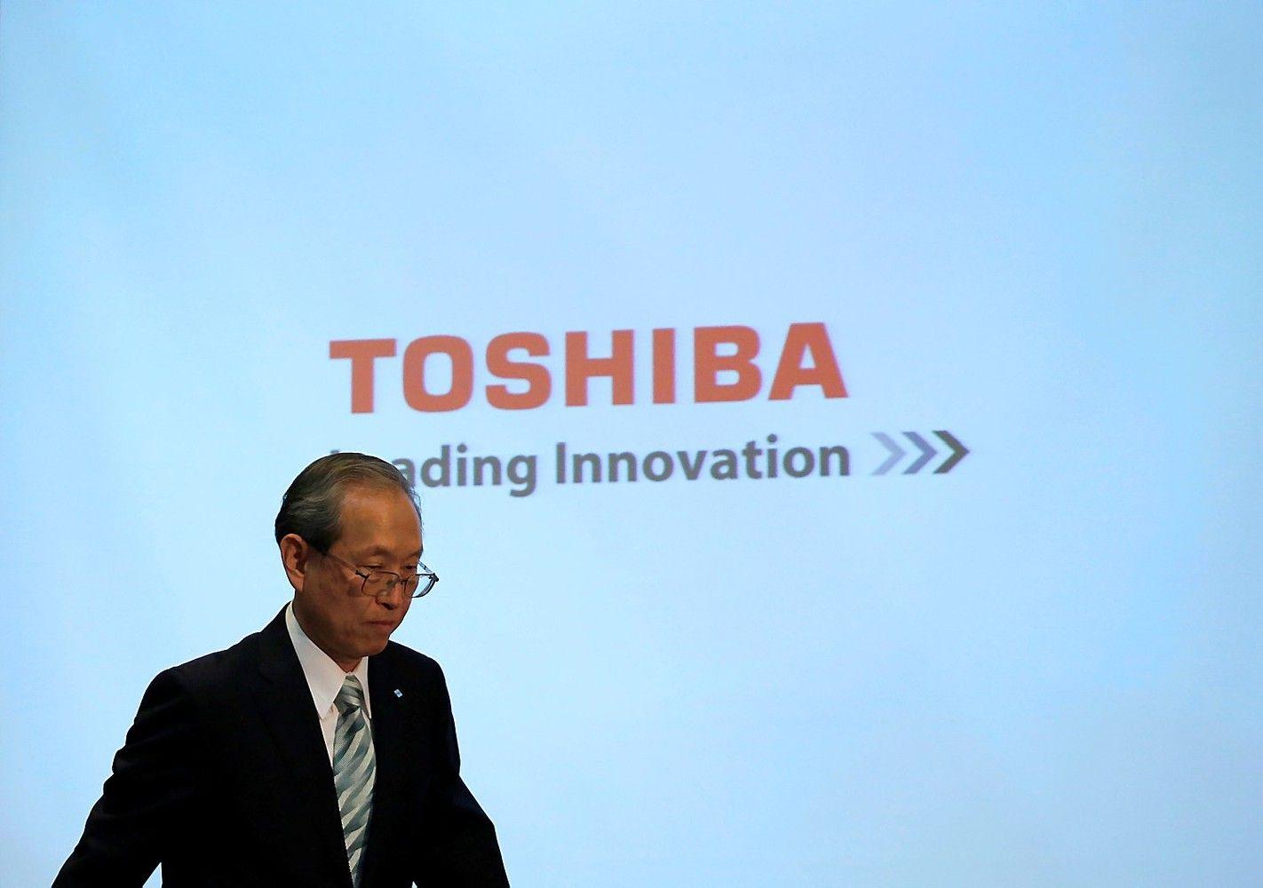 """""""Toshiba"""" pagaliau pateikė audituotus rezultatus: nuostoliai siekė 8,8 mlrd. USD"""