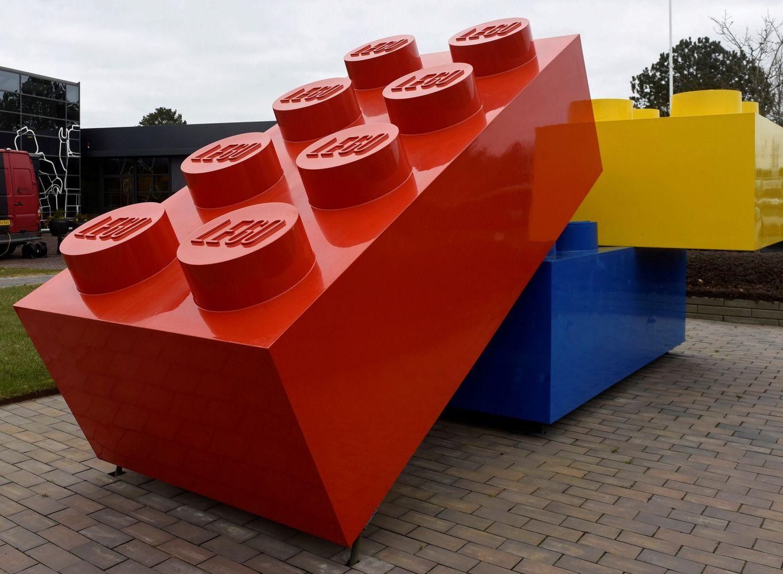 """""""Lego"""" keičia vadovą, pasirinktas jaunesnis CEO"""