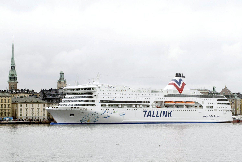 """""""Tallink Grupp"""" grynasis pelnas išaugo daugiau nei 80%"""