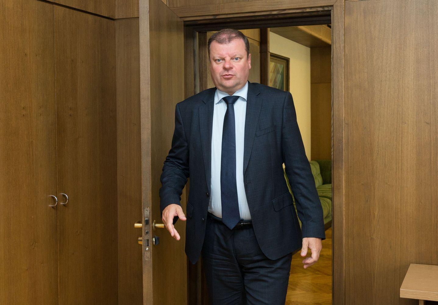 Skvernelis: su Baltijos šalimis tikimasi susitarti dėl SkGD infrastruktūros