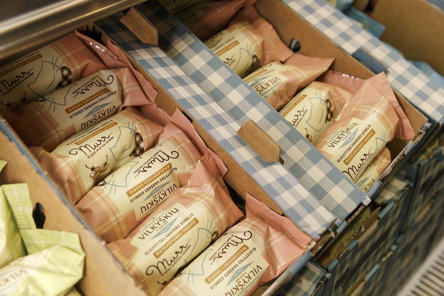 Vilkyškių pieninė pardavimus didino 34%