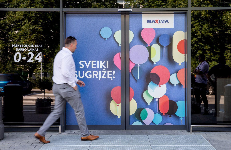 """Į """"Maximą"""" Mindaugo g. investavo 6,7 mln. Eur"""