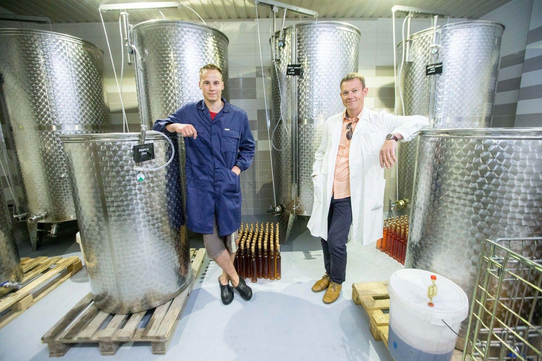 Vyndarys Raimundas Nagelė: gaminti vyną Lietuvoje sudėtinga