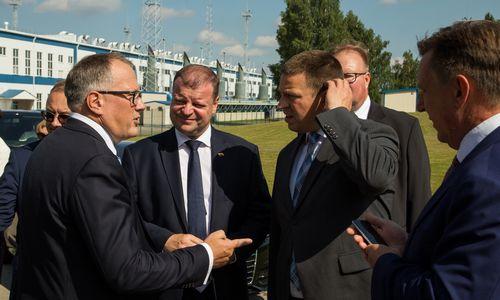 Premjerų susitikimas dėl SkGD infrastruktūros baigėsi principiniu sutarimu