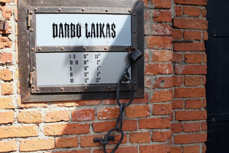 Nedarbo lygis Lietuvoje nukrito iki 7%