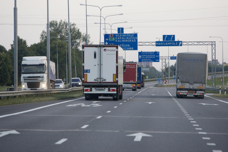 """""""Via Baltica"""" 11,68 km ruožo rekonstrukcijai – daugiau nei 51 mln. Eur"""