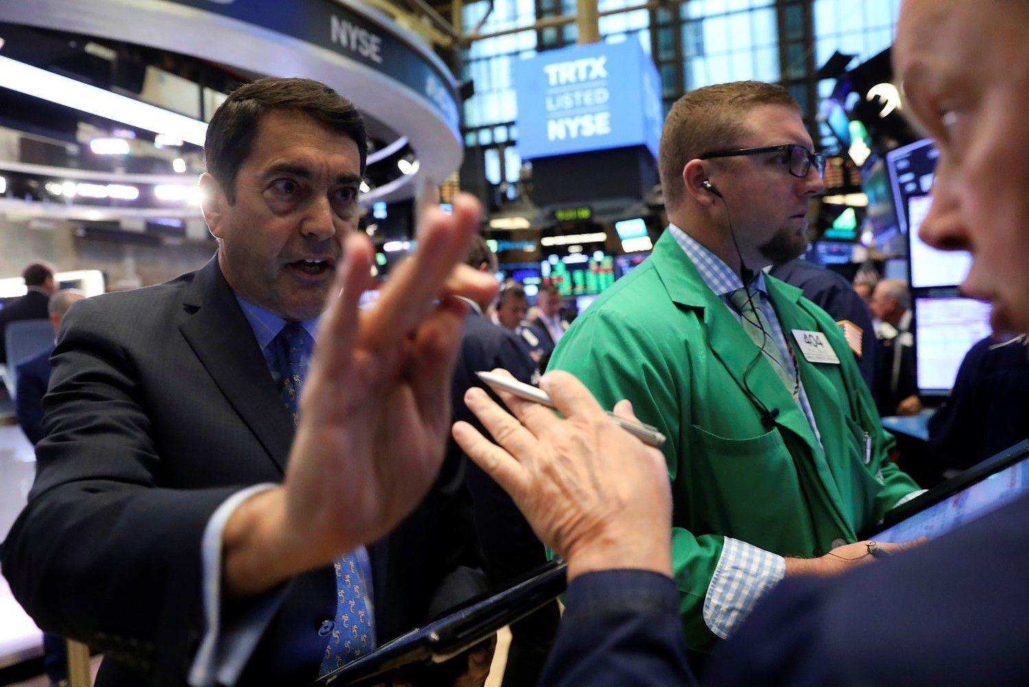 Investuotojų baimės – jau didžiausios per 9 mėnesius