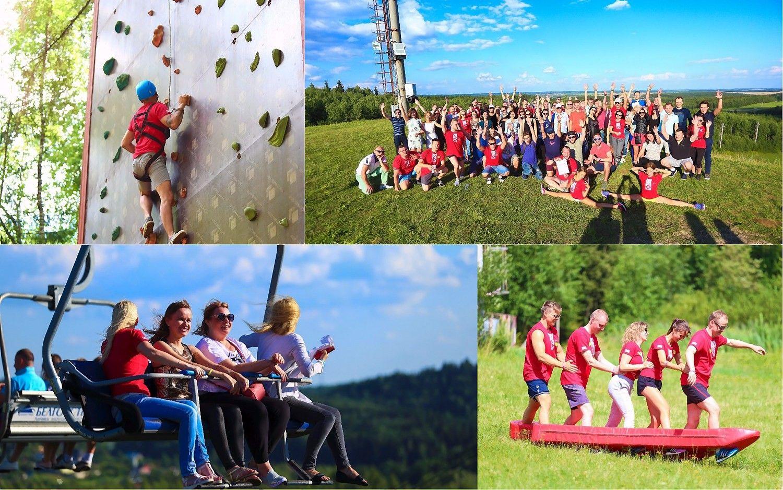 """""""Mūsų vasaros šventė"""": """"Squalio""""grupės gimtadienis pas kolegas Baltarusijoje"""