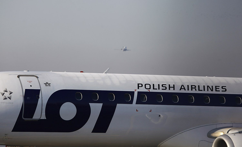 Lenkija imasi didžiulio oro uosto statybų