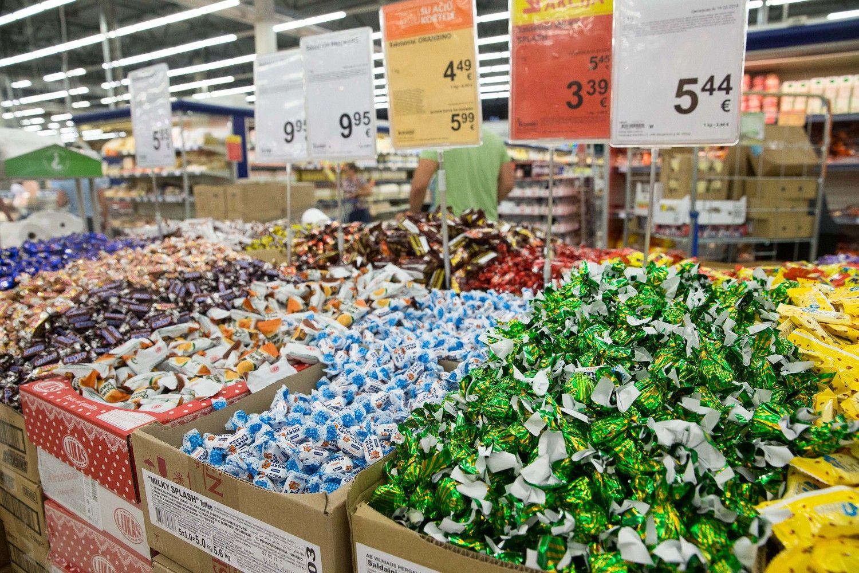 Lenkai baiminasi ukrainietiškų prekių antplūdžio