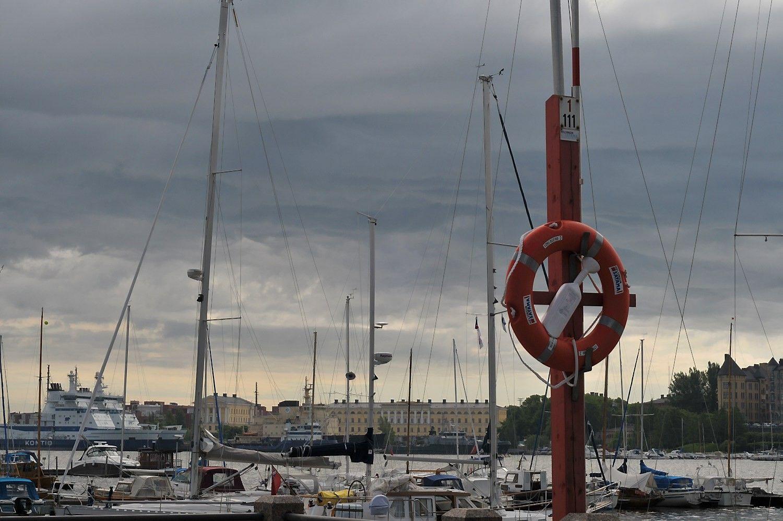 Helsinkio jūrų uoste – daugiausia keleivių pasaulyje