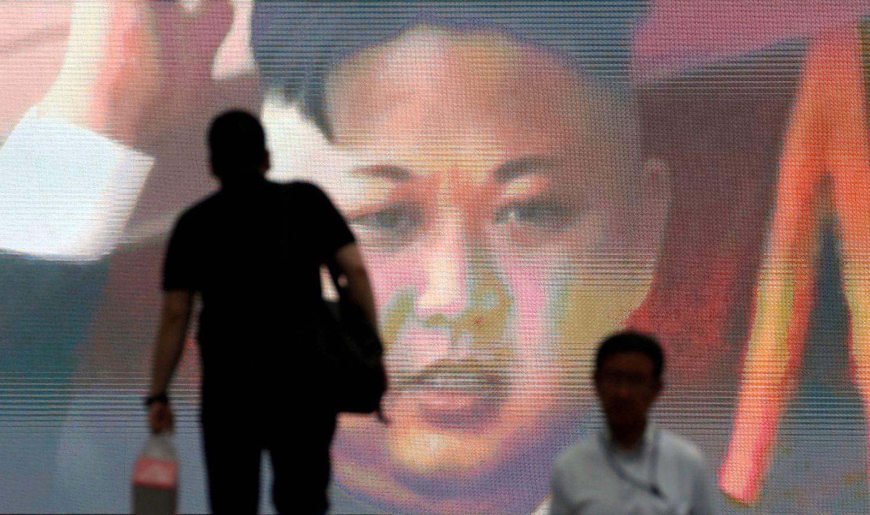 Kinija uždraudė pelningiausiąimportą išŠiaurės Korėjos