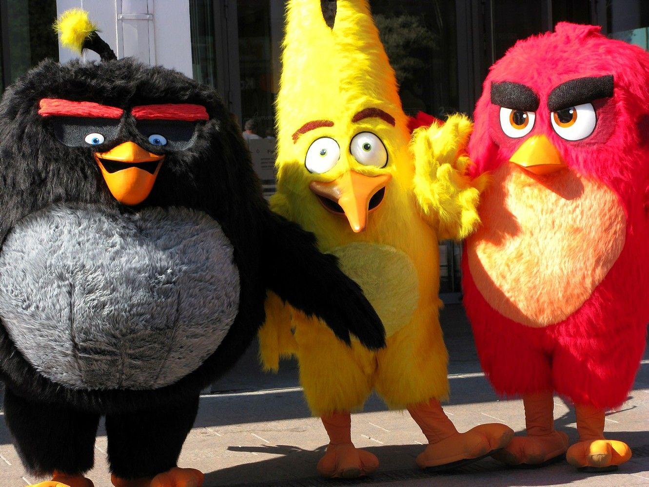 """""""Angry Birds"""" kūrėja gali įgyvendinti IPO"""