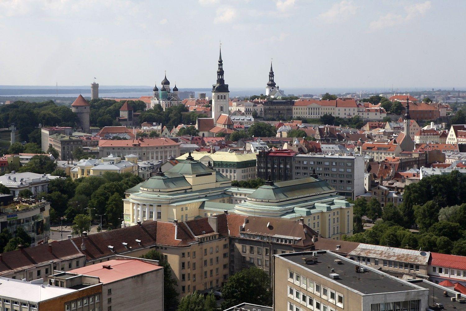 Estijoje – 20 metų neregėtas darbo jėgos mastas
