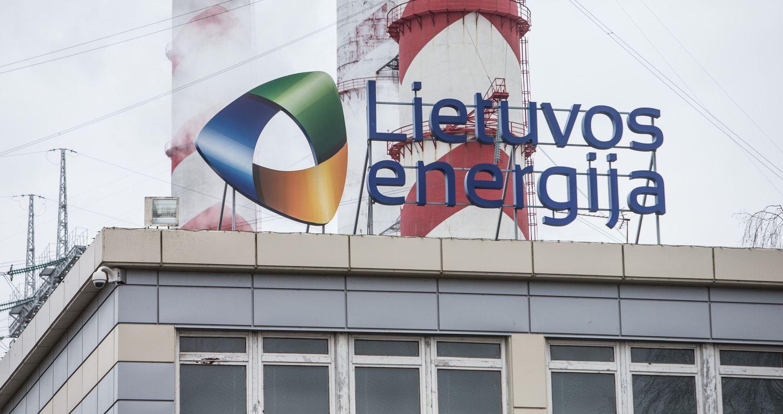 """""""Lietuvos energija"""" pardavė dar vieną įmonę"""
