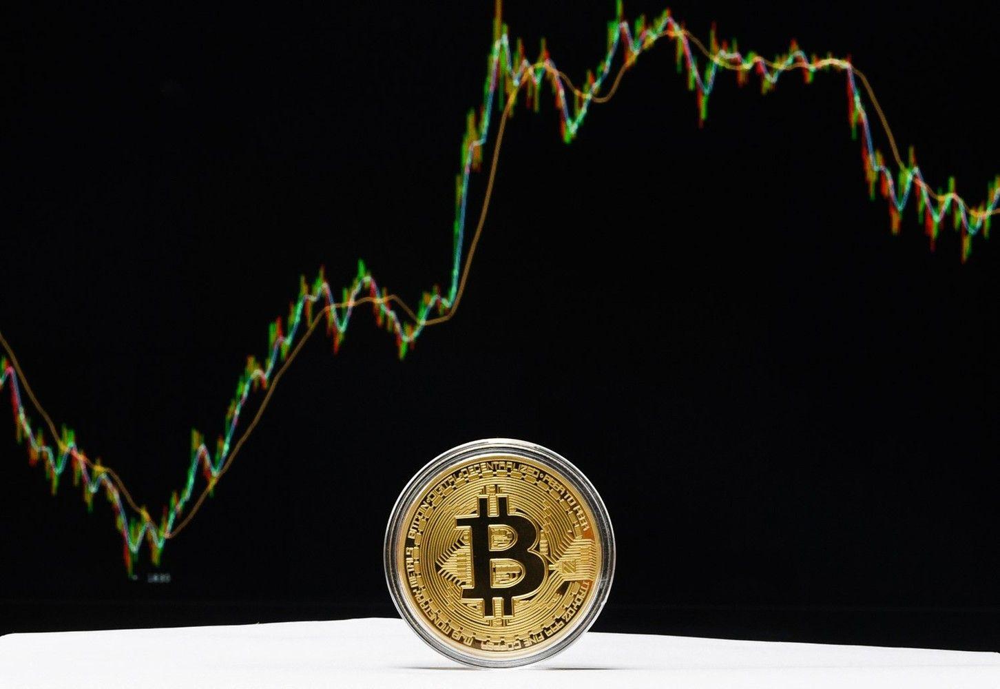 Bitkoinas kirto 4.000 USD
