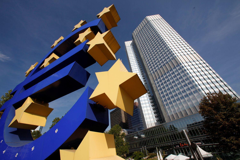 Euro zonos augimas įgauna pagreitį