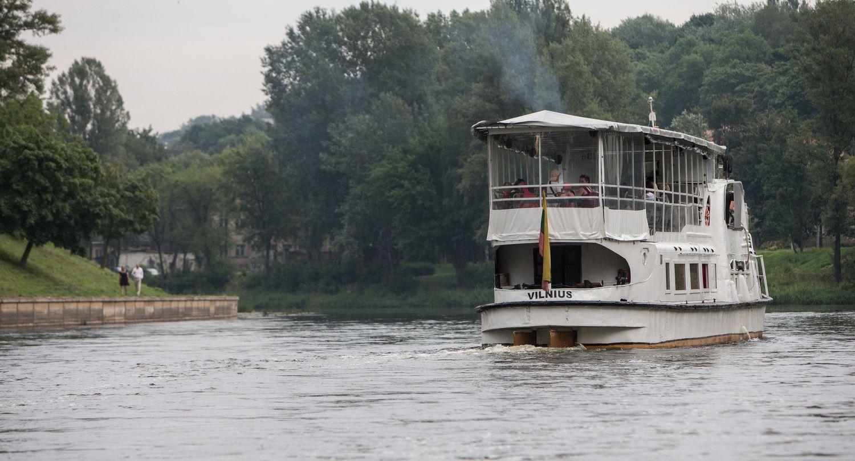 Po audito Lietuvos saugios laivybos administracijoje – krūva priekaištų