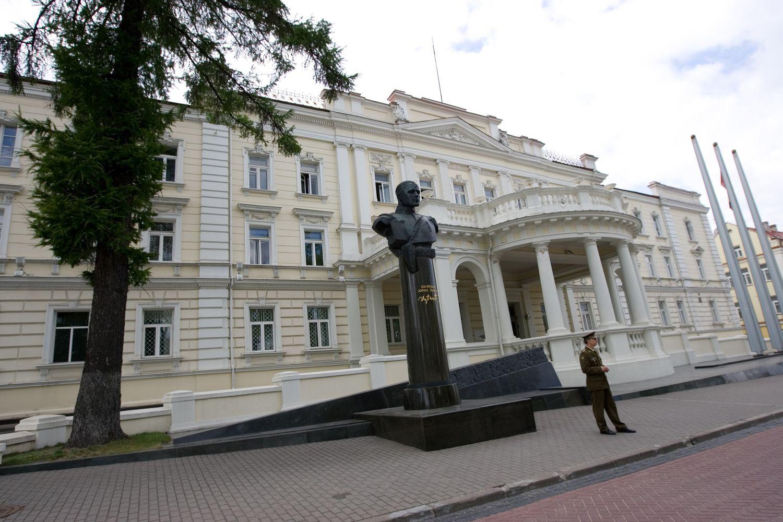"""Lietuvos atstovai stebės rusų karines pratybas """"Zapad"""""""