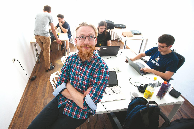 Laurus pasauliodirbtinio intelekto konkursuosepelnę lietuviai kuria bendrovę