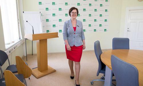 Naujoji VMI vadovė: stiprinsime didžiųjų mokesčių mokėtojų departamentą