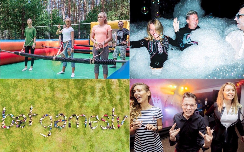 """""""Mūsų vasaros šventė"""": """"TV Žaidimų"""" festivalis"""