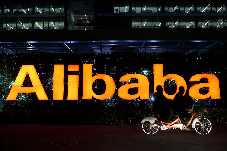 """""""Alibaba"""" pranoko lūkesčius, pajamos augo 56%"""
