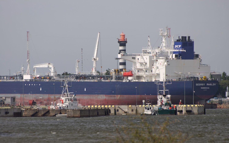 Rusija vėl didina spaudimą Baltarusijai dėl naftos krovinių