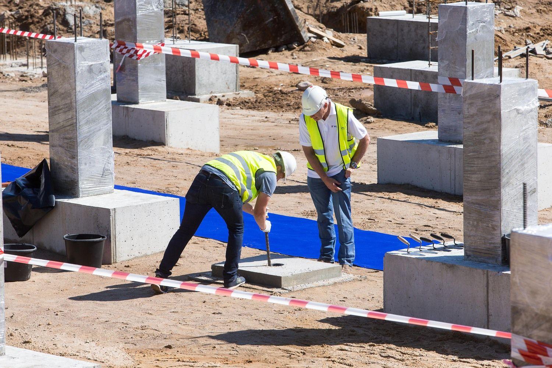Kompensacijos už darbą lauko sąlygomis nebepriklauso