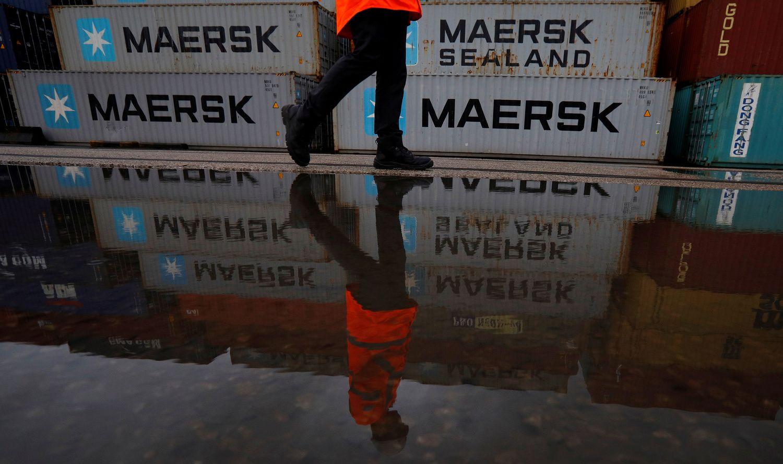 """""""Moller-Maersk"""" suskaičiavo, kiek kainavo programišių ataka"""