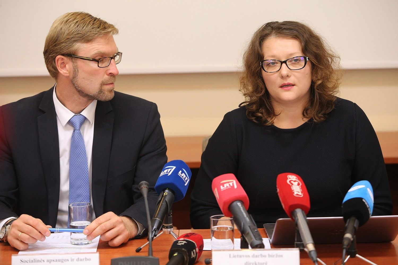 Lietuvos darbo birža keičia pavadinimą ir struktūrą