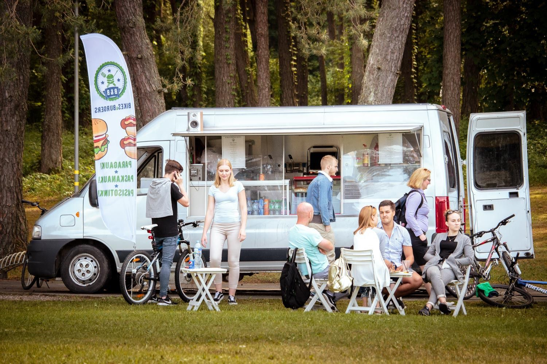 Maisto furgonų augimą prislopina griežtas reguliavimas