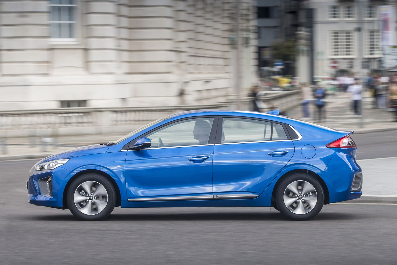 """""""Hyundai"""" planuoja dar bent tris elektromobilius"""