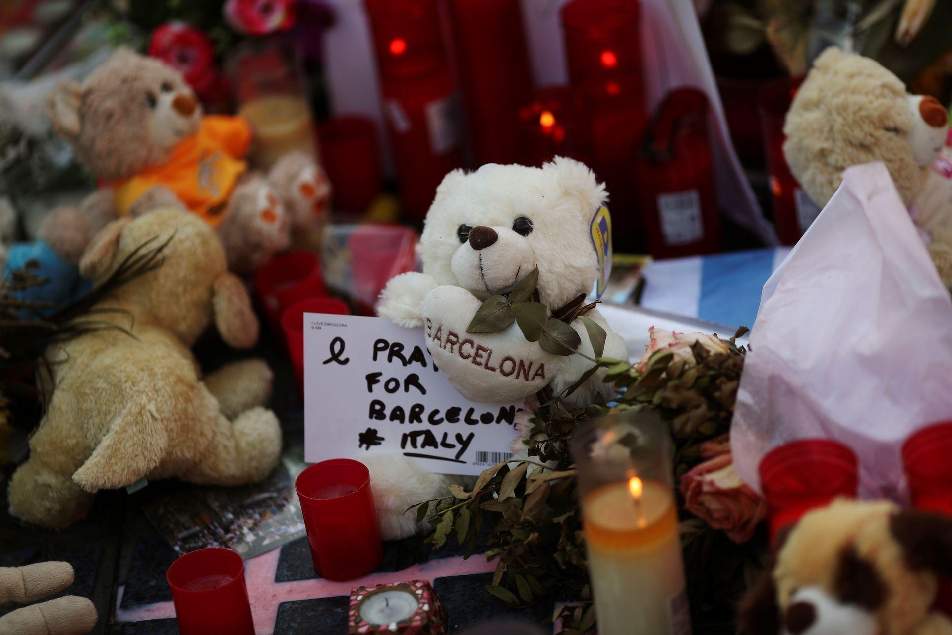 Ispanų policija rado daugiau įtariamųjų dėl Barselonos atakų