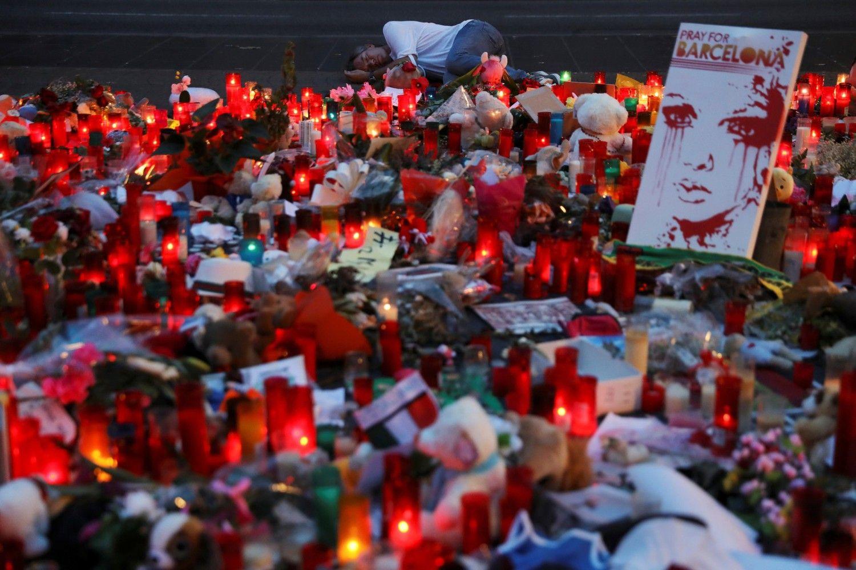 Ispanų policija: buvo planuojamos dar kelios atakos