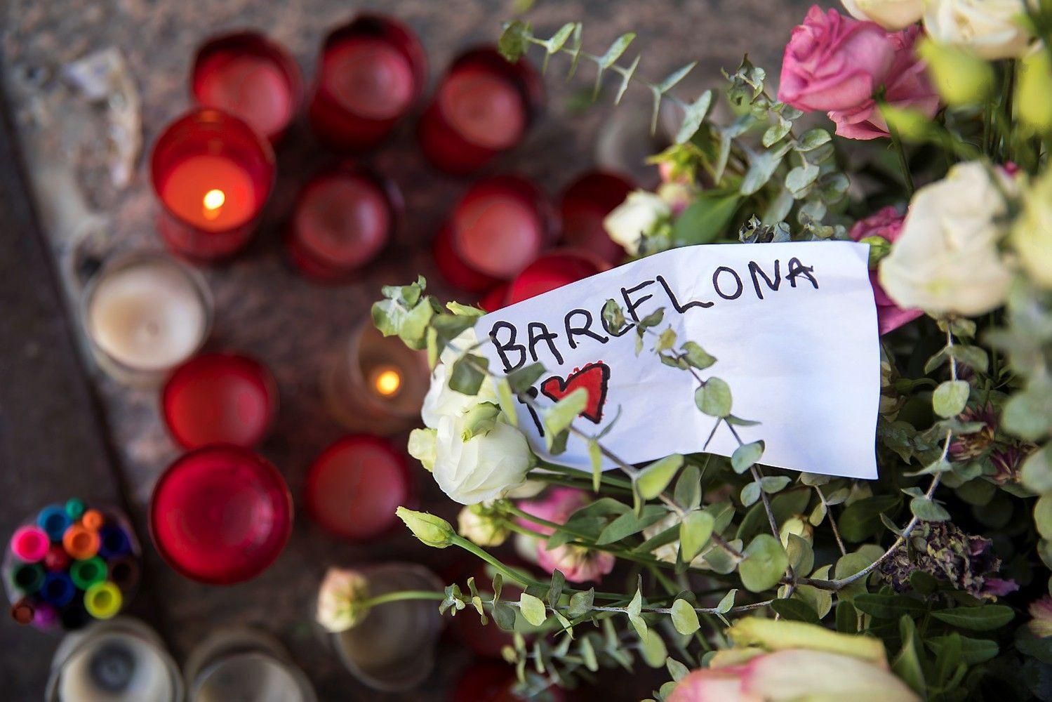 Gaudant Barselonos atakos vykdytoją pašautas asmuo