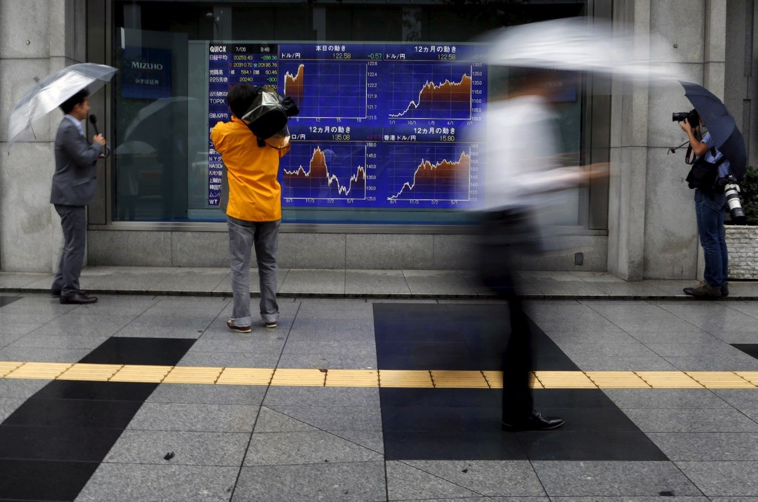 Asia Stocks Mixed Before Korea Drill, Jackson Hole: Markets Wrap