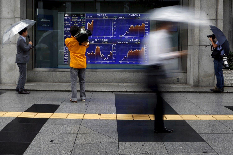 Asia Stocks Mixed Before Korea Drill, Jackson Hole: Markets Wrap