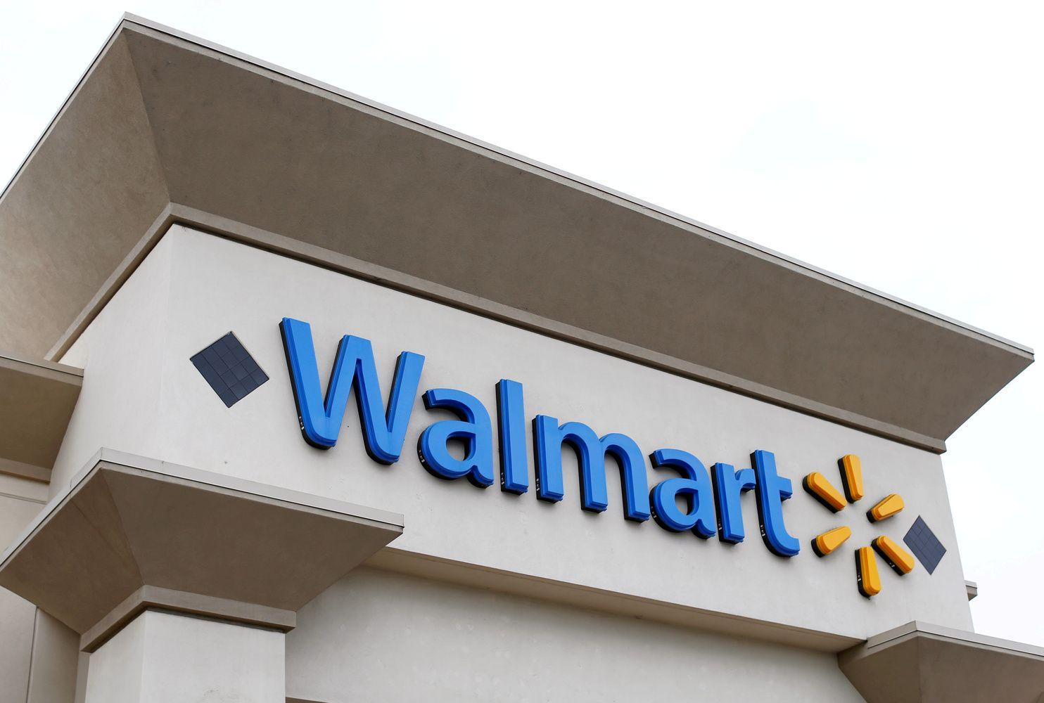 """""""Walmart"""" kuria skraidantį sandėlį"""