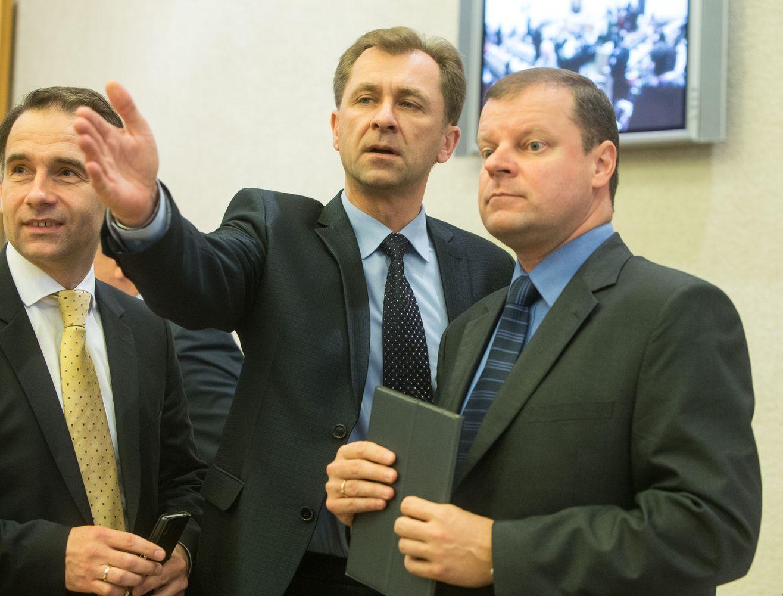 Paskirtas naujas teisingumo viceministras