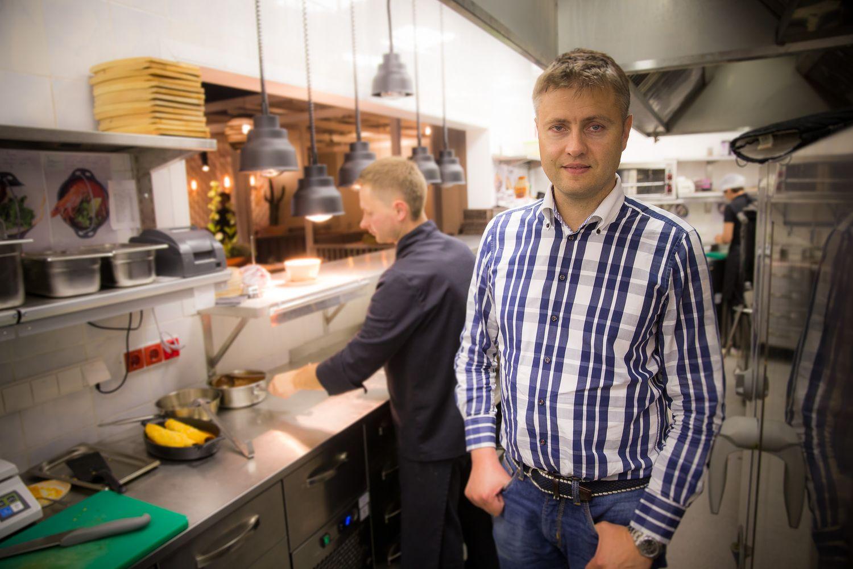 """""""Amber Food"""" vadovas: apie """"Ryanair"""" įtaką restoranams, kainas ir vaistus nuo emigracijos"""