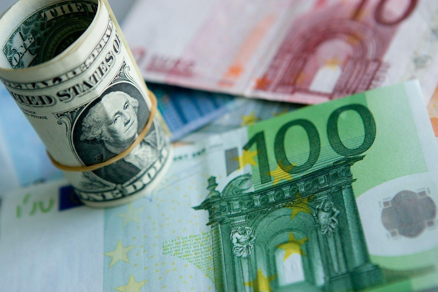 Euras jau prisirpo korekcijai