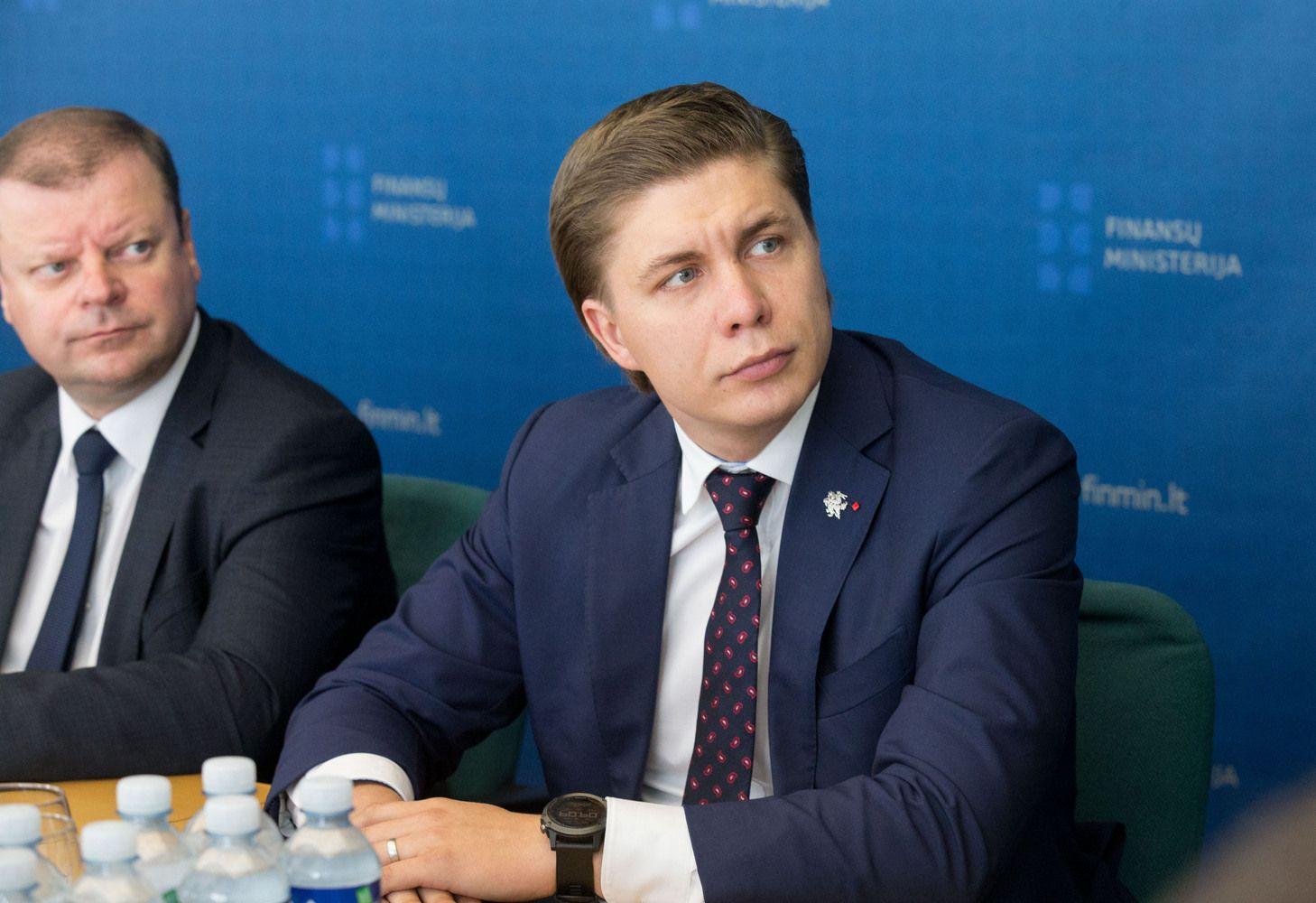 Giriasi administracinės naštos verslui sumažinimu 1,3 mln. Eur