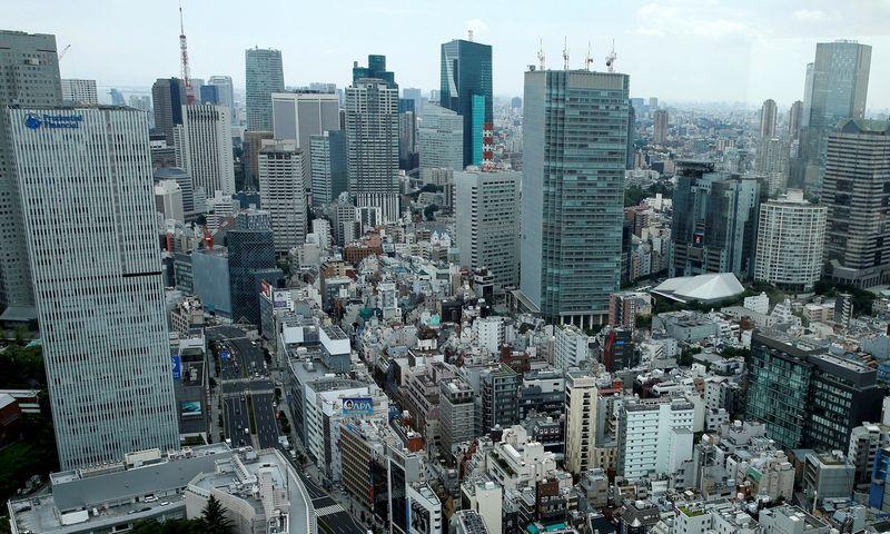 """Tokijas. Toru Hanai (""""Reuters"""" / """"Scanpix"""") nuotr."""