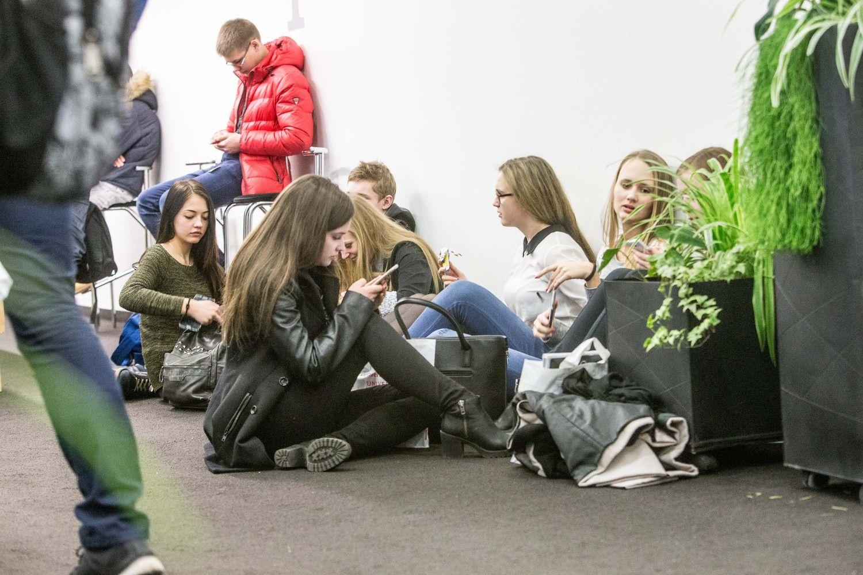 """Jaunimas ir toliau migruoja iš """"Facebook"""""""