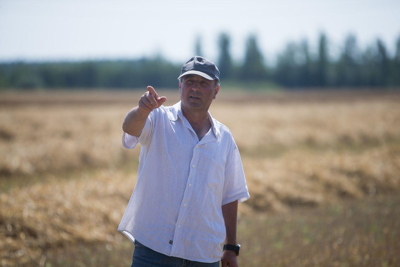 Stambus ūkininkas: šis verslas - labai nepastovus