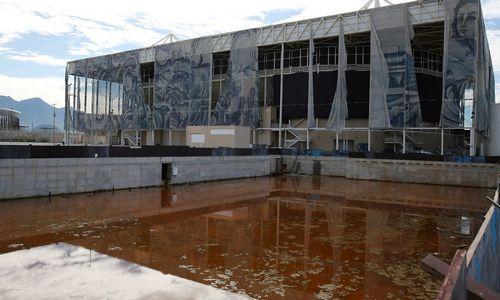 Brazilija dar kartą mėgins parduoti apleistus olimpiados statinius