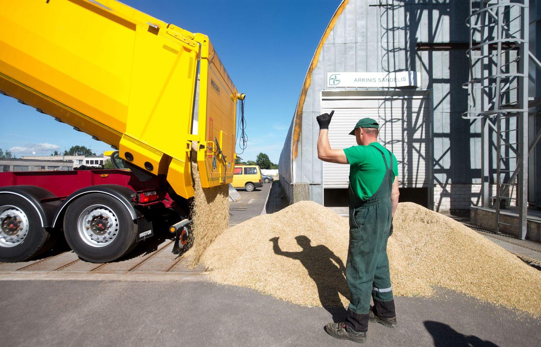 Agroverslo sektoriaus lyderiams – investicijų metai