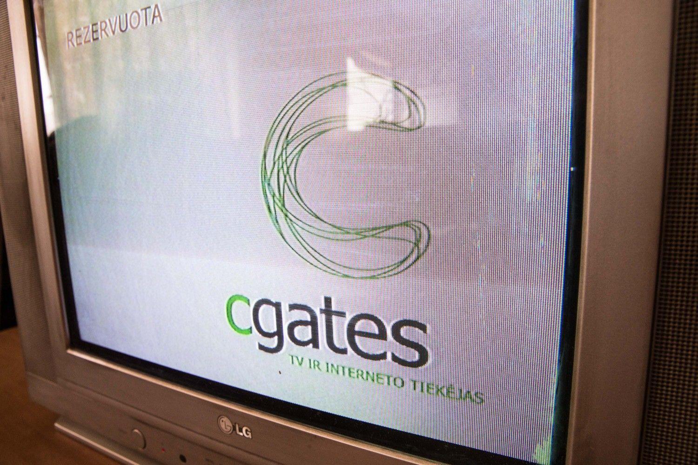 """Konkurencijos taryba leido latviams ir estams perimti """"Cgates"""""""