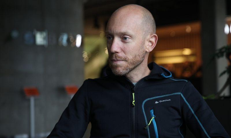 "Nicolas Fogola, UAB ""Decathlon Lietuva"" direktorius. Vladimiro Ivanovo (VŽ) nuotr."